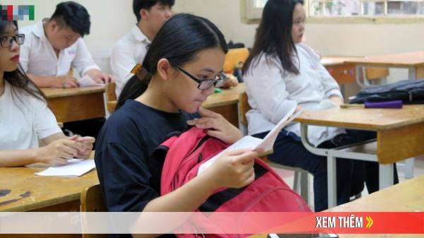 Quảng Ngãi: Lộ đề thi kiểm tra học kỳ 2, nhiều người hoang mang