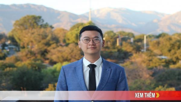 9X Quảng Ngãi thực tập tại NASA: 'Sinh viên Việt nào cũng có cơ hội'