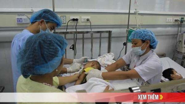 Bé 10 tháng tuổi ở Đắk Lắk mắc viêm não Nhật Bản B