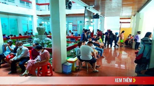 Sợ bạch hầu, dân Đắk Lắk đổ xô đi tiêm vắc xin dịch vụ