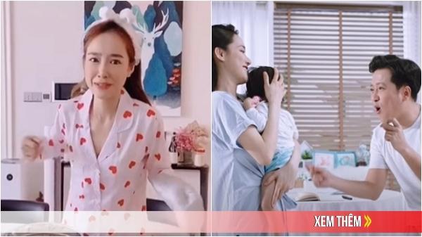 Nhã Phương tiết lộ công chúa xinh giống cả ba và mẹ