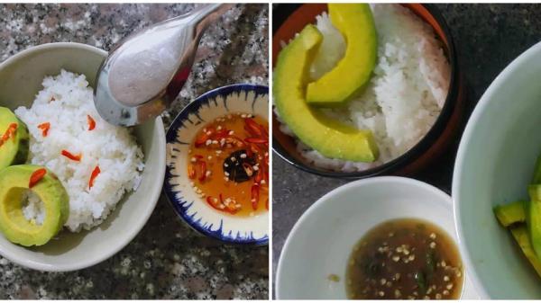 Cơm bơ chan nước mắm và 4 cách ăn khác lạ của người Việt
