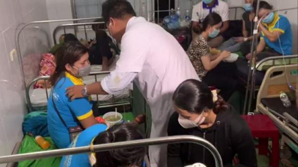 Đắk Lắk: 36 công nhân ngộ độc thực phẩm đã được xuất viện