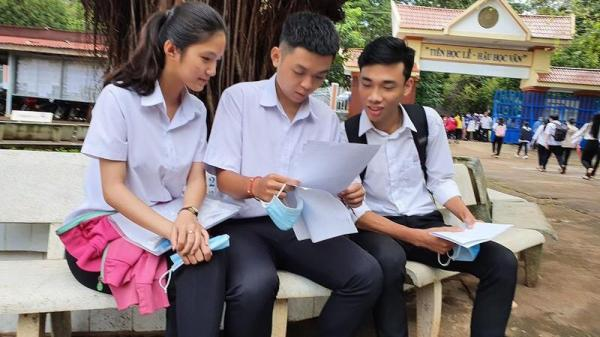 Đắk Lắk: Đề thi Ngữ văn dễ kiếm điểm cao