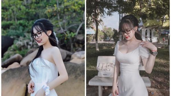 Dân mạng 'dậy sóng' trước nhan sắc không thua kém gì các hotgirl đình đám của nữ sinh quê Đắk Lắk
