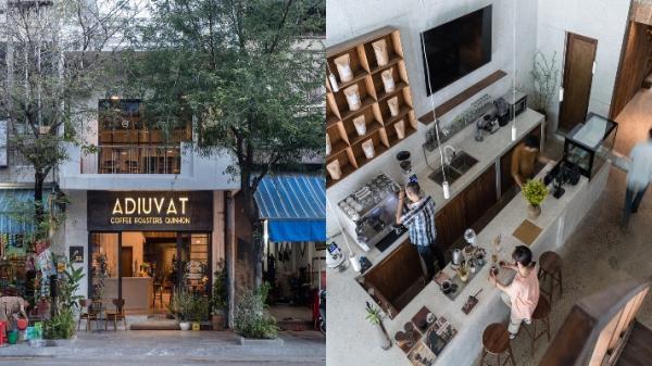 Bình Định: Quán cà phê Quy Nhơn lên báo quốc tế nhờ kiến trúc đẹp như mơ