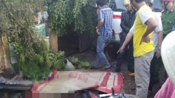 THƯƠNG TÂM tại Đắk Lắk: Hai cha con bị ôtô tông thương vong khi dừng đèn đỏ