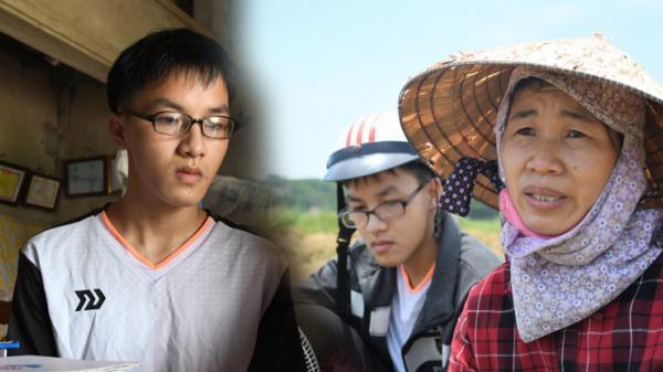 Chàng trai Quảng Ngãi vượt qua nghịch cảnh: Ba, mẹ gửi gạo, mắm con kiếm tiền đi học