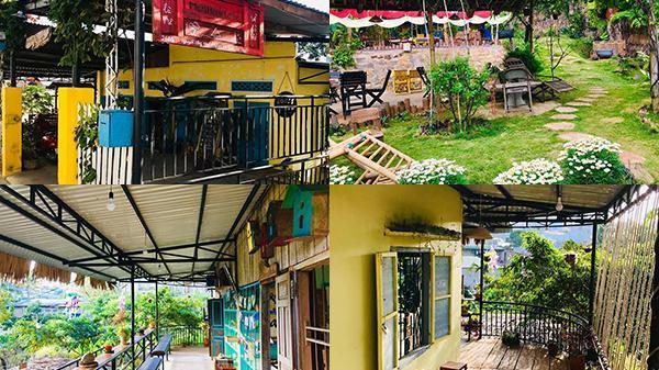Check-in ngay quán cà phê như Đà Lạt thu nhỏ giữa lòng Buôn Ma Thuột - Đắk Lắk