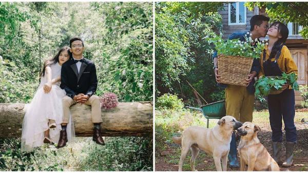 Cuộc sống giữa rừng sâu ở Đắk Nông của 'công tử' Sài Gòn và vợ trẻ