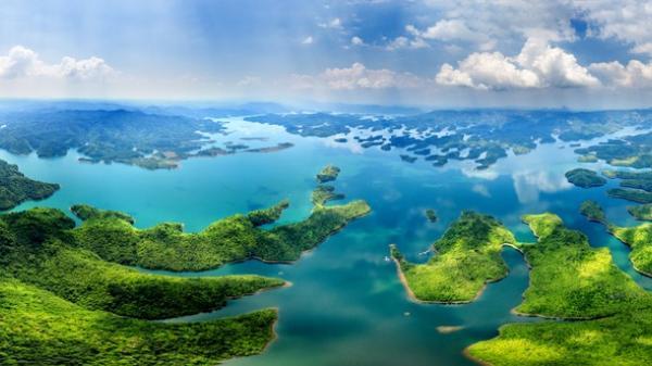 Check-in 'vịnh Hạ Long' của núi rừng Tây nguyên tại Đắk Nông: Tà Đùng cái tên khiến bạn giật mình