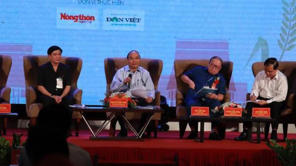 Đắk Lắk: Thủ tướng trực tiếp giải đáp nhiều thắc mắc của nông dân