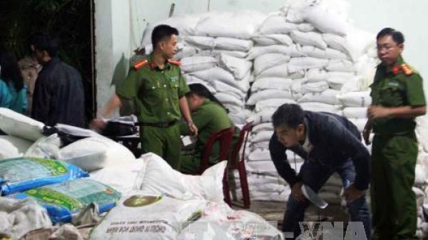 Đắk Nông: Phạt doanh nghiệp sản xuất phân bón giả 115 triệu đồng