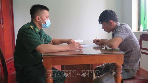 Kon Tum: Phát hiện, bắt giữ 10 người có hành vi xuất cảnh trái phép