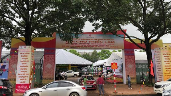 Đắk Lắk: Khai mạc Festival 'Sản phẩm vật tư nông nghiệp và thương mại toàn quốc năm 2020'