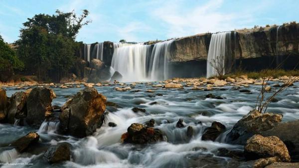 Bổ sung hạng mục Nhà dài Ê Đê vào Khu du lịch thác Dray Sap, Đắk Nông