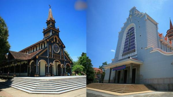 Top 10 nhà thờ có kiến trúc đặc biệt nhất Việt Nam