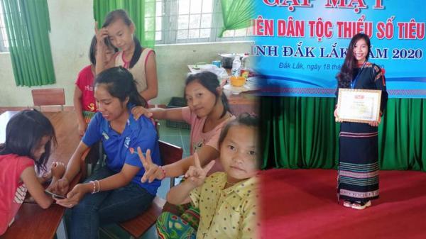 H Lic ÊBan, cô sinh viên người Êđê xuất sắc của núi rừng Đắk Lắk