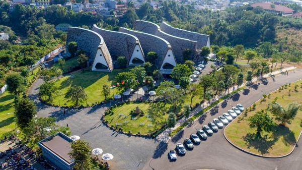 Đắk Lắk: Thành phố cà phê kết hợp thiên nhiên và kiến trúc tại Buôn Ma Thuột