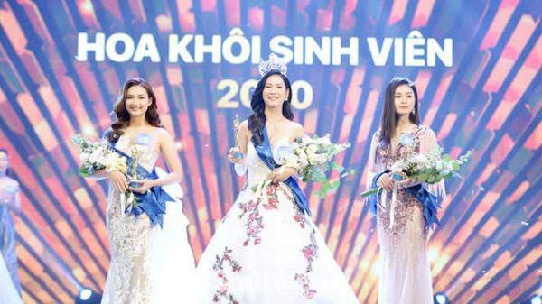 Nữ sinh Đại học Nam Cần Thơ quê Quảng Ngãi đăng quang Hoa khôi Sinh viên Việt Nam 2020