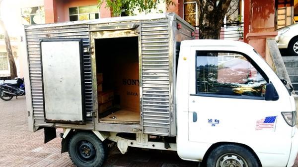 Hai thanh niên quê Bình Định lái xe tải gây ra 31 vụ lừa đảo liên tỉnh