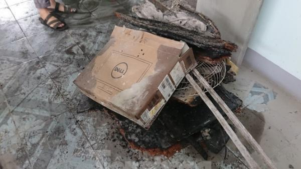 ℭɦ.á.ɣ máy tính, hồ sơ tại Sở Tài Nguyên & Môi trường Đắk Lắk