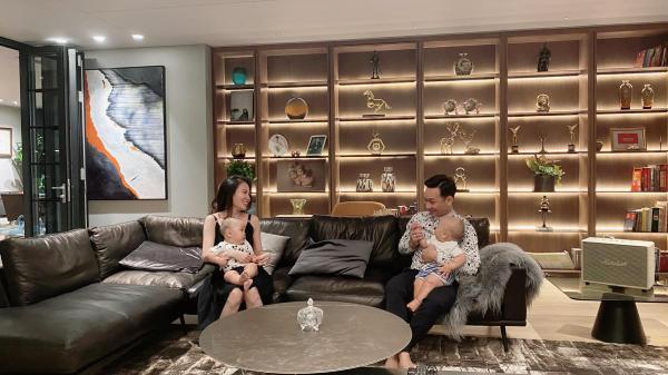 Penthouse cao cấp của MC Thành Trung quê Quảng Ngãi: Siêu sang siêu rộng, nhìn đâu cũng toát lên mùi tiền