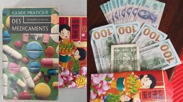 Đắk Lắk: Mượn sách thư viện, nữ sinh lớp 7 phát hiện bao lì xì chứa đô la