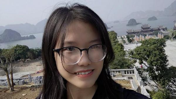 Bình Định: Nữ ᵴiᶇɦ xinh đẹp chuyên Hóa đoạt giải nhất Lịch sử HSG quốc gia