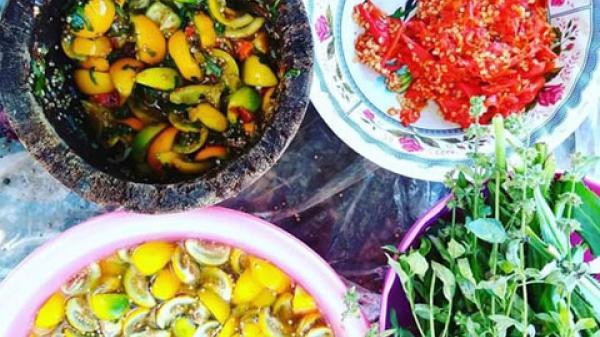 Cà đắng Đắk Lắk – Món đặc sản của người Ê Đê