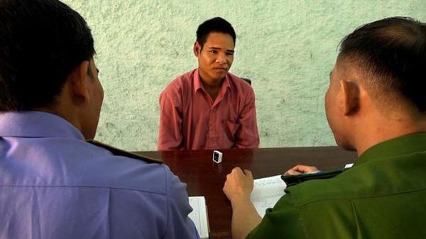 Bình Định: Vừa bị tuyên án do trộm heo, gã thanh niên làng lại bị bắt về hành vi trộm bò