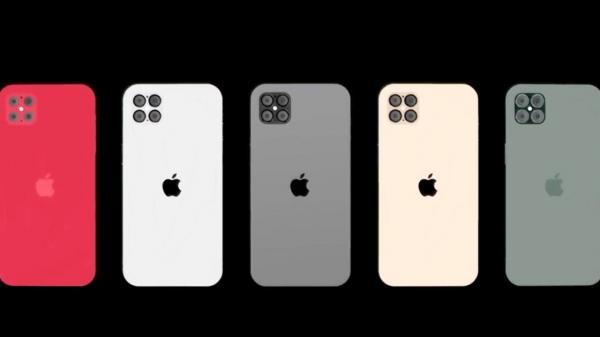 Cực chất iPhone 12 Pro với 4 camera sau: Hãy quên iPhone 11 đi!