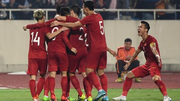 Cực nóng vị trí ĐT Việt Nam bảng xếp hạng FIFA: Hạ UAE sẽ thăng tiến thế nào?