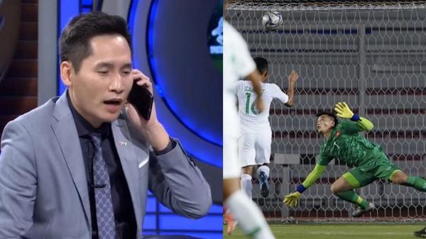 Bình luận vô duyên trận U22 Việt Nam – U22 Indonesia, biên tập viên VTV bị khán giả ném đá dữ dội