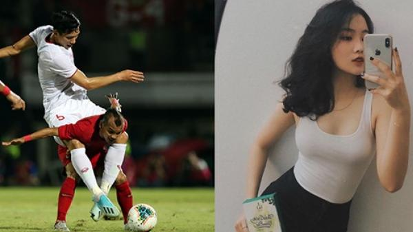 Fan Indo tìm đến trang cá nhân khuyên bạn gái chia tay vì Văn Hậu là cầu thủ tồi