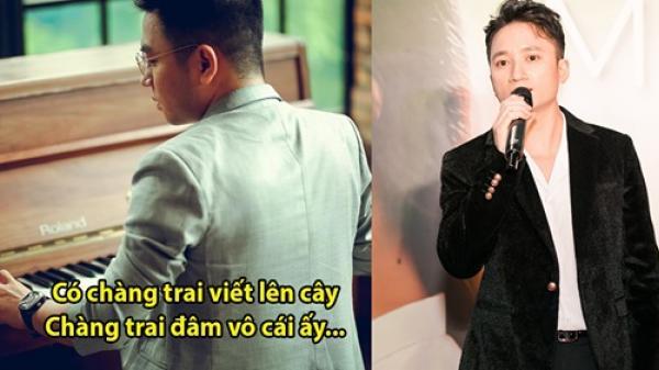 """Nguyễn Ngọc Thạch biến tấu lời OST """"Mắt biếc"""" đầy phản cảm"""