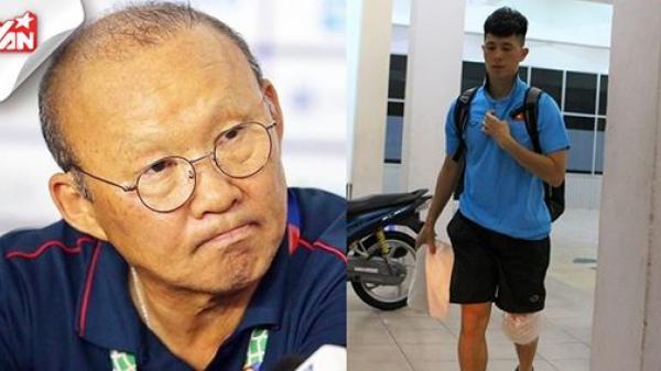 """U23 Việt Nam nhận """"tin buồn"""" trước thềm VCK U23 châu Á 2020"""