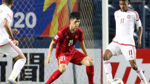 Tại sao HLV Park Hang-seo vội vàng tung Đình Trọng vào sân sớm trong cuộc đấu với U23 Jordan?
