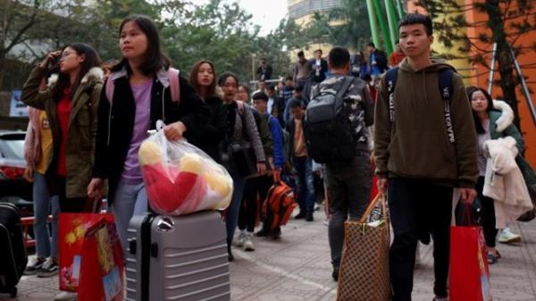 Nhiều trường Đại học cho sinh viên nghỉ tết Tân Sửu gần 1 tháng