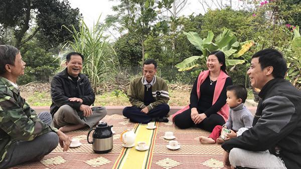 Văn Lang - mảnh đất của văn hóa dân gian