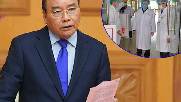 Thủ tướng quyết định công bố dịch virus corona