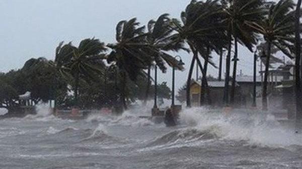 Vùng áp thấp có thể mạnh lên thành áp thấp nhiệt đới, mưa lớn từ ngày mai