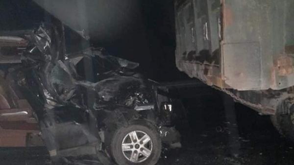 TAI NẠN NGHIÊM TRỌNG: Xe limousine tông ôtô tải, 3 người chết