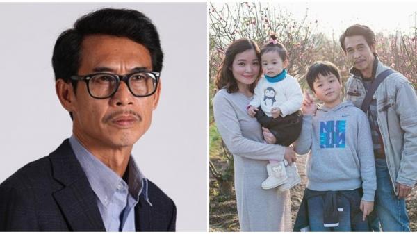 """NSƯT Phú Đôn: Tự hào vì gương mặt khắc khổ, 45 tuổi mới chịu lấy vợ và cái kết """"trâu chậm lại uống nước trong"""""""