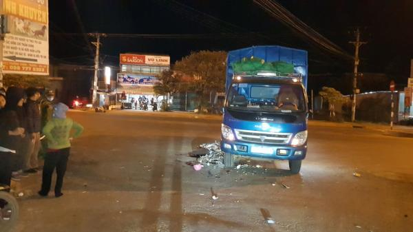 TAI NẠN NGHIÊM TRỌNG: Va chạm với xe tải BKS Bình Định, nam thanh niên trẻ t.ử v.0.n.g