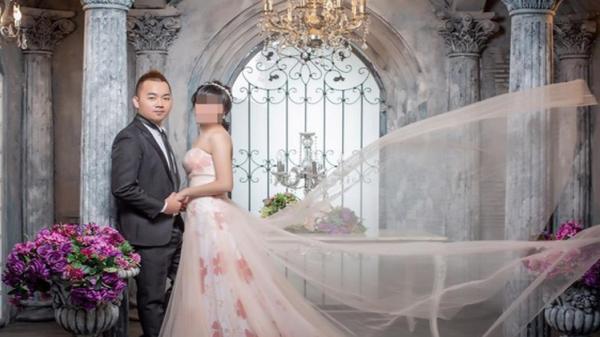 Trên đường truy bắt nghi phạm, chú rể vừa chụp ảnh cưới với người yêu 9 năm t ử vo ng thư ơng tâm