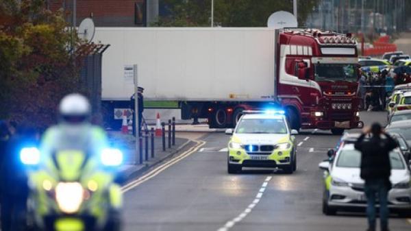 Hé lộ những tình tiết mới về vụ 39 thi thể trong container ở Anh