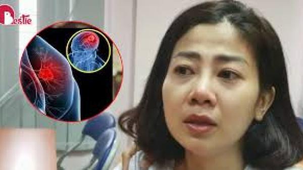 Mai Phương thở khó, giảm cân vì ung thư phổi chuyển biến xấu