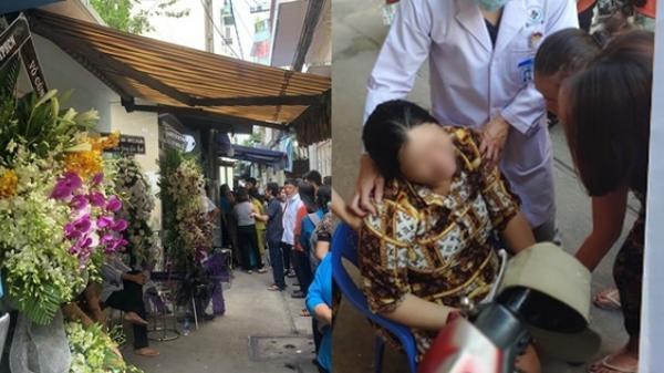 Mẹ trẻ khóc con trai sau vụ cây bật gốc, bị dân mạng vào phán xét: Tình người biến đâu mất rồi