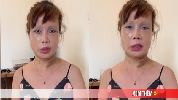 Vừa phẫu thuật mặt còn méo xệch, cô dâu 62 tuổi thông báo sẽ tiếp tục làm ngực